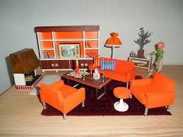 bodo hennig 70er wohnzimmer kamin tische sofa