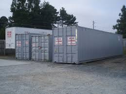 100 Shipping Containers For Sale Atlanta What Is An HC Container Or High Cube Container Used