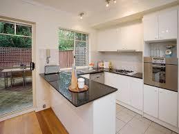 Narrow U Shaped Kitchen Designs1