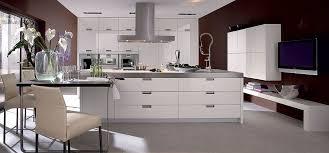 gloss white kitchen design ideas kitchen and decor