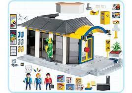 bureau playmobil bureau de poste 4400 a playmobil