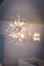 Chandelier Crystal Chandelier Kids Wall Lights Baby Room Lamps