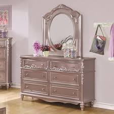 Zayley Dresser And Mirror by Kids Dressers Madison Wi Kids Dressers Store A1 Furniture