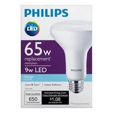 9w philips led 65w equivalent daylight 5000k br30 dimmable led