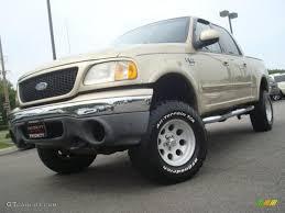 100 2001 Ford Truck Arizona Beige Metallic F150 XLT SuperCrew 4x4 36622338