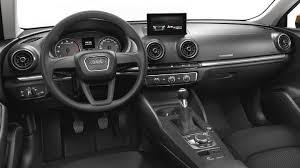 interieur audi a3 s line dimensions audi a3 sportback 2016 coffre et intérieur
