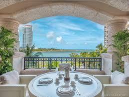100 Palazzo Del Mare Fisher Island Sol Apt 7035 For Sale In