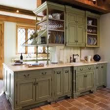 Best 25 Distressed Kitchen Cabinets Ideas On Pinterest Antique Green
