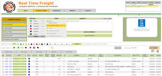 Real Time Freight Now Integrates With QuickBooks - Fleet Management ... Trucking Dispatch Software Videos Load Manager Trailer Rental Equipment Inventory Alert Easypro Freight Broker Youtube Semidispatch Truck Color Coded Board Nova Web Enabled Transportation Management Aurora Truckingoffice Reviews And Pricing 2018 Masslogicsdispatchsoftware Masslogics Powerful Drd Competitors Revenue Employees Dispatching Hcss Dispatcher Arcfreight Arcfleet Program Free Demo Available