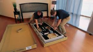 Headboard Kit For Tempurpedic Adjustable Bed by Tempur Ergo Plus Delivery And Installation Youtube