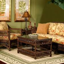 Pier One Round Chair Cushions by Furniture Rattan Indoor Sunroom Furniture With Cushions And Beige