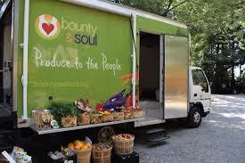 100 Healthy Food Truck VegOut A Bounty Soul Benefit Pisgah Brewing