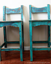Full Size Of Marvellous Rustic Turquoise Bar Stools Cabinet Room Bold Colored Oak Wine Sedona Swivel