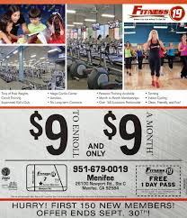 Pumpkin Patch Old Richmond Road Lexington Ky by Free One Day Pass To Fitness 19 Menifee 24 7
