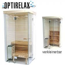 mini sauna hotrelax e 105 diy sauna stil badezimmer mini