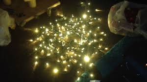 Itwinkle Christmas Tree by My New Christmas Strobing Twinkle Lights Youtube