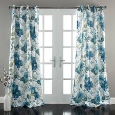 Jacobean Style Floral Curtains by Floral Paisley Grommet Curtain Panel Pair Curtain U0026 Bath Outlet