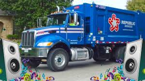 100 Garbage Truck Song Kids For Kids The Curb S For