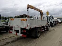 Homan H3 Boom Truck 3.2 Tons - Philippines Buy And Sell Marketplace ...