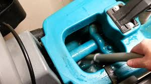 Tennant Floor Machine Batteries by Cleaning And Maintaining A Tennant T3 Floor Scrubber Youtube