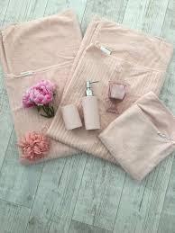 badezimmer set rosa