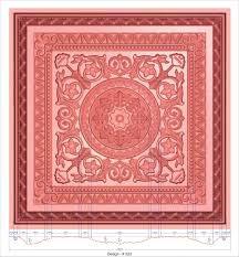 Antique Ceiling Tiles 24x24 by La Scala Faux Tin Ceiling Tile 24