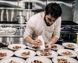 Chef Matthew Broussard Palace Kitchen Seattle