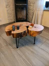 möbel kamin tisch couchtisch wohnzimmertisch deko
