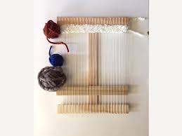 Art And Craft Gifts For Kids Childrens Weaving Loom Kit