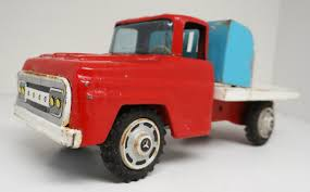 Toy Truck: Toy Truck Flatbed