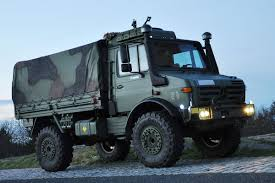 100 Unimog Truck Monthly Military MercedesBenz