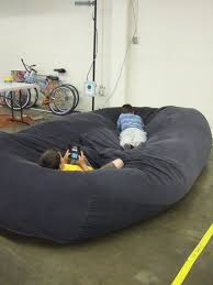 Bean Bag Sofa / Bed: 8 Steps (with Pictures) Tips Best Way Ppare Your Relax With Adult Bean Bag Chair Porch Den Green Bridge Large Memory Foam 5foot Oversized Camouflage Kids Big Joe Fuf In Comfort Suede Black Onyx Sculpture 2007 Giant 6foot Enticing Chairs In Bags Cheap Lounge Aspen Grey Fauxfur Bean Bag Cocoon 6 Astounding Discount For Additional Seating