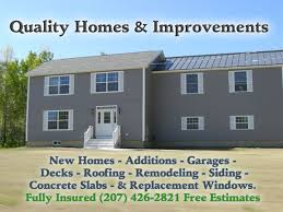 New Homes Can Be Built From The Foundation Up Turn Key Job Or We Perform Various Tasks To Our Projects Do Not Have Build Entire