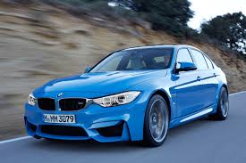 BMW F80 M3 4 Door Sedan – BR Racing Blog