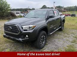 New 2019 Toyota Tacoma TRD Off Road Double Cab In Scottsboro ... New 2018 Toyota Tacoma Sr Access Cab In Mishawaka Jx063335 Jordan All New Toyota Tacoma Trd Pro Full Interior And Exterior Best Double Elmhurst T32513 2019 Off Road V6 For Sale Brandon Fl Sr5 Pickup Chilliwack Nd186 Hanover Pa Serving Weminster And York 6 Bed 4x4 Automatic At Sport Lawrenceville Nj Team Escondido North Kingstown 7131 Truck 9 22 14221 Awesome Toyota Interior Design Hd Car Wallpapers