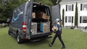 Amazon Delivery Plan Poses Threat To US Postal Service Growth ...
