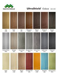 Ipe Deck Tiles Canada by Deck Compuesto Deck Para Exteriores Newtechwood Ultrashield