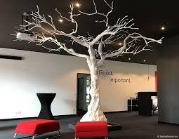 kahle kunstbäume ohne blätter hadjisky dekopflanzen