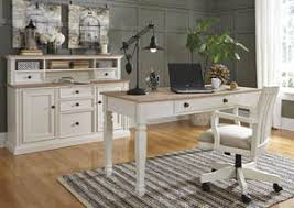 Hamlyn Drop Front Desk by Home Office Langlois Furniture Muskegon Mi
