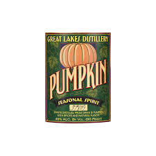 Lakefront Brewery Pumpkin Lager by Great Lakes Pumpkin Spirit Caskers