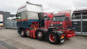 DAF XF105.460 Ftg Ssc 6 X 2 Retarder Euro 55 ( Sc For Sale In Half ...