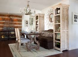 25 shabby chic dining room designs decorating ideas design