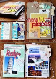 Scrapbook Design Diy Ready Travel