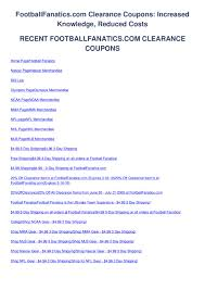 Footballfanatics.com Clearance Coupons By Coupon Codes - Issuu Russos New York Pizzeria Promo Code Best Buy Smog Gardena Kid Fanatics Coupon Promotional Codes In Bowling Arlington Wine And Liquor Sdenafil 100mg Case Custom Rumbi Fansedge Nov 2018 Coupon For Iu Bookstore Code Coding Asian Chef Mt Laurel Coupons Taylor Swift Shop Lego Discount Usps Tarte Universal Medical Id Australia Diamond Nails Probably Not Terribly Realistic Woman Sues Chipotle Lady Northern Tool 25 Off Corelle Coupons Promo Codes Deals 2019 Savingscom