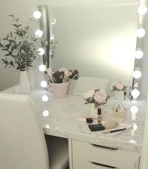 Desks For Makeup Vanity Mirror Ideas To Make Your Room More With