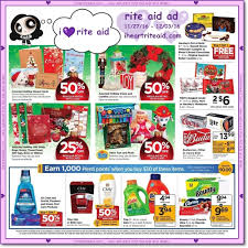 Rite Aid Christmas Tree Decorations by I Heart Rite Aid Ad Scans 11 27 12 03
