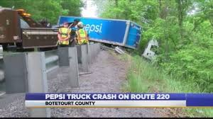 Pepsi Truck Crash Pepsi Truck Overturns In Creek The Jefferson Herald Alrnate Truck Routes Latest News Breaking Headlines And Top Victim Identified Chester Avenue Crash This Month Overturned Trucks Hersheys Candy Bait Fish Lobster Update 1 Driver Died Friday Killed I95 Wreck Near Hope Mills News Fayetteville Trang Phambui Trangphambui Twitter Dead After Car Crashes Into On Cumberland No Injuries Reported Amtrak Train Strikes Staunton Nissan Pickup Accident Hit Roadside Stock Photo Edit Now Crash