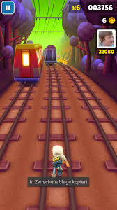 Subway Surfers Halloween 2012 by Subway Surfers A Better Temple Run Android App Reviews