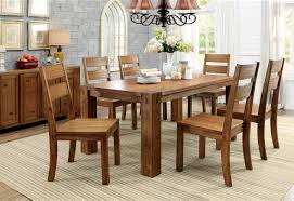 Furniture Of America Furniture Of America Dark Oak Hillstead 7 Piece Dining  Set Details About Walker Edison Solid Wood Dark Oak Ding Chairs Set Of 2 Chh2do New Newfield Bentwood Ding Chair Dark Elm Koti Layar Chair Grey Black Amazoncom Trithi Fniture Rancho Real Sun Pine 7pc Sturdy Table Wooddark Dark Lina In Natural The Cove Arrow Back 4 Chairs Nida Rubber Wooden Legs Staggering 6 Golden Qtquot With Fascating Small And Bench Sets
