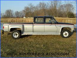1985 85 Chevrolet Chevy K30 1 One Ton 4x4 Four Wheel Drive Crew ... All Chevy 85 4x4 Old Photos Collection Makes 1985 Chevrolet Ck Pickup 1500 K10 4wd4x4 Silverado Custom Shop Truck Lifted Carpatys Pictures To Pin On Pinterest C10 Hot Rod Network Pecks Customs September 2013 This Is What A Century Of Trucks Looks Like Automobile Big Green Gets Brand New V8 Crate Engine The 800horsepower Yenkosc The Performance Olyella1ton 3500 Regular Cab Specs